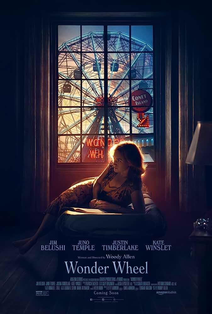Wonder Wheel 2017 English 720p DVDScr full movie watch online freee download at movies365.ws