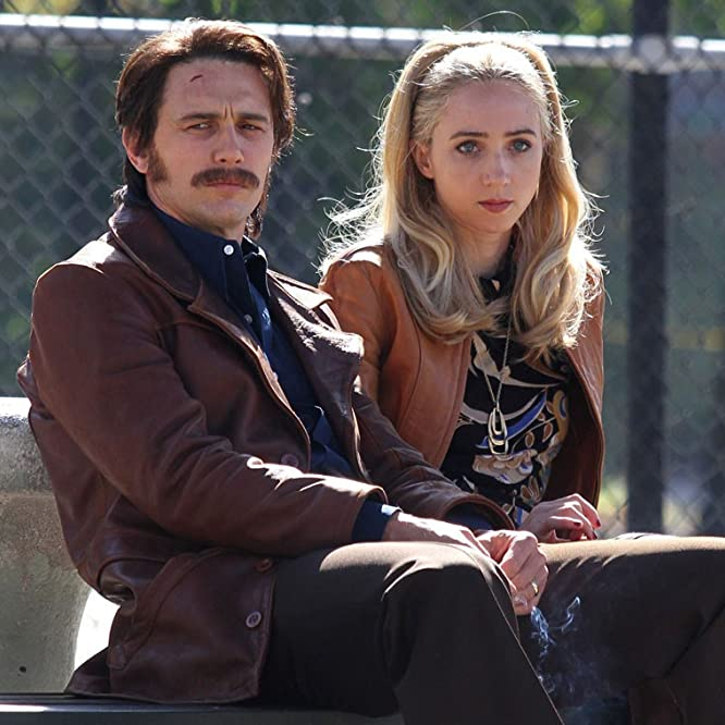 James Franco and Zoe Kazan in The Deuce (2017)