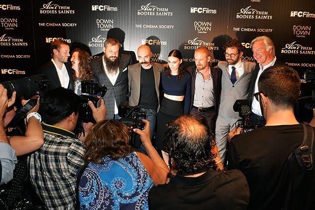 Ain't Them Bodies Saints premier with Lars Knudsen, Toby Halbrooks, David Lowery, Rooney Mara, Ben Foster and Jay Van Hoy.