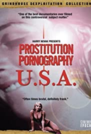 Prostitution Pornography USA Poster