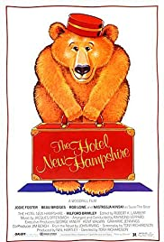 The Hotel New Hampshire (1984) Poster - Movie Forum, Cast, Reviews