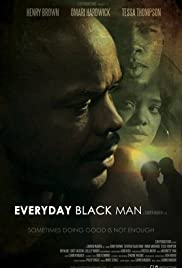 Everyday Black Man Poster