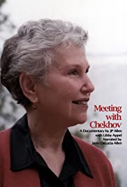 Meeting with Chekhov Poster