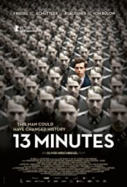 13 Minutes (2015) Elser (original title)