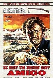 Ringo, the Mark of Vengeance Poster