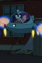 Image of Futurama: The Day the Earth Stood Stupid