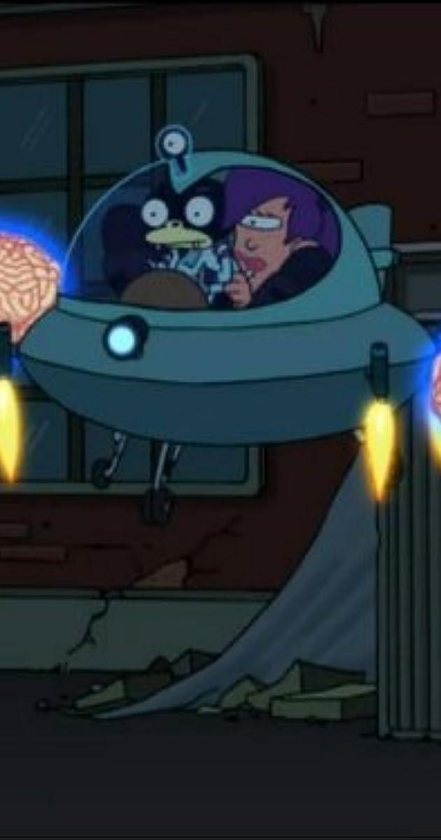 """""""Futurama"""" The Day the Earth Stood Stupid (TV Episode 2001)"""