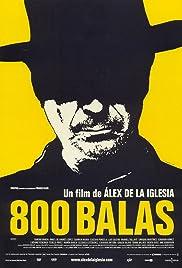 800 balas Poster