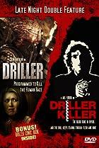 Driller (2006) Poster