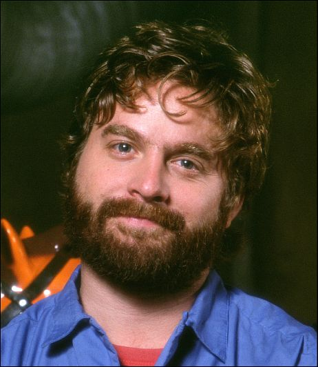 Zach Galifianakis in Out Cold (2001)