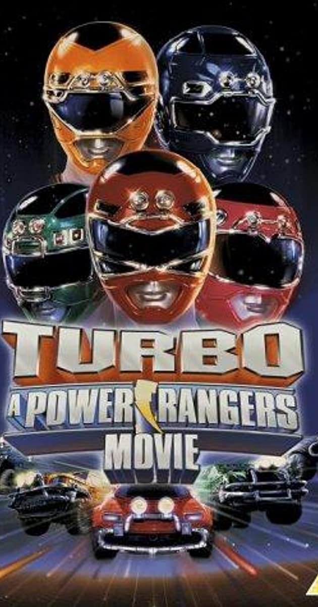 turbo a power rangers movie 1997 imdb