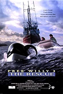 Poster Free Willy 3 - Die Rettung