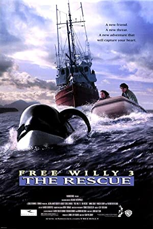 Liberad a Willy 3: El Rescate -