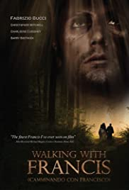 Walking with Francis Poster