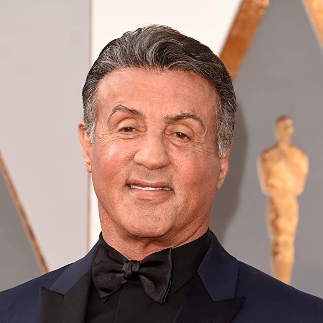 Sylvester Stallone at an event for The 88th Annual Academy Awards (2016)