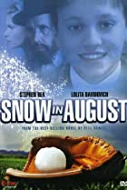 Image of Snow in August