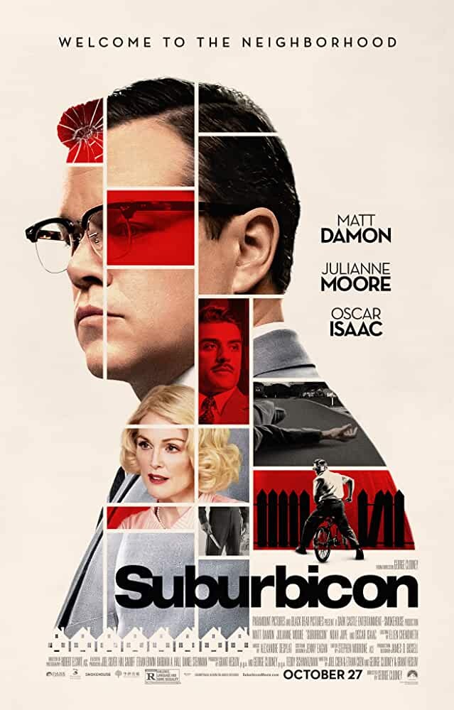 Suburbicon 2017 English 720p WEB-DL full movie watch online freee download at movies365.lol