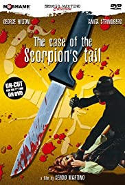 The Case of the Scorpion's Tail Poster