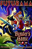 Image of Futurama: Bender's Game