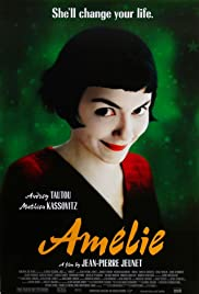 Click here to see the Amelie film image and information