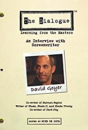 The Dialogue: An Interview with Screenwriter David Goyer Poster