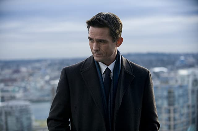 Billy Campbell in The Killing (2011)
