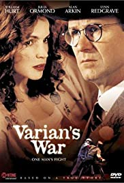 Varian's War (2001) Poster - Movie Forum, Cast, Reviews