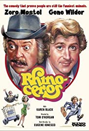 Rhinoceros (1974) Poster - Movie Forum, Cast, Reviews