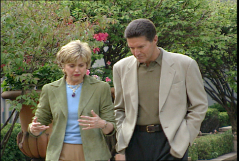 Jane Pauley and Stone Phillips in Dateline NBC (1992)