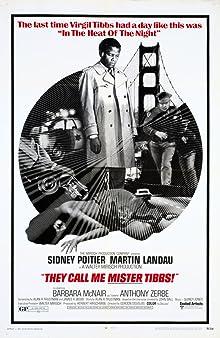 Poster Zehn Stunden Zeit für Virgil Tibbs
