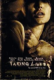 Taking Lives Poster