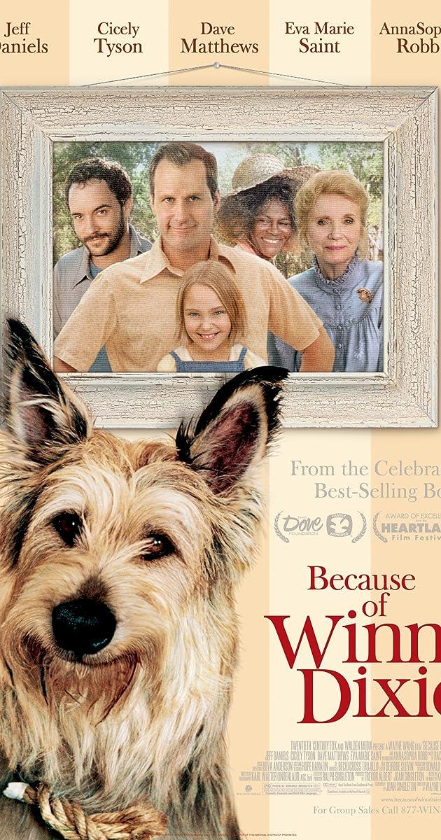 because of winndixie 2005 imdb