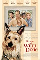 Because of Winn-Dixie (2005) Poster
