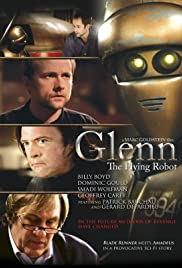 Glenn, the Flying Robot Poster