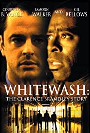 Whitewash: The Clarence Brandley Story Poster