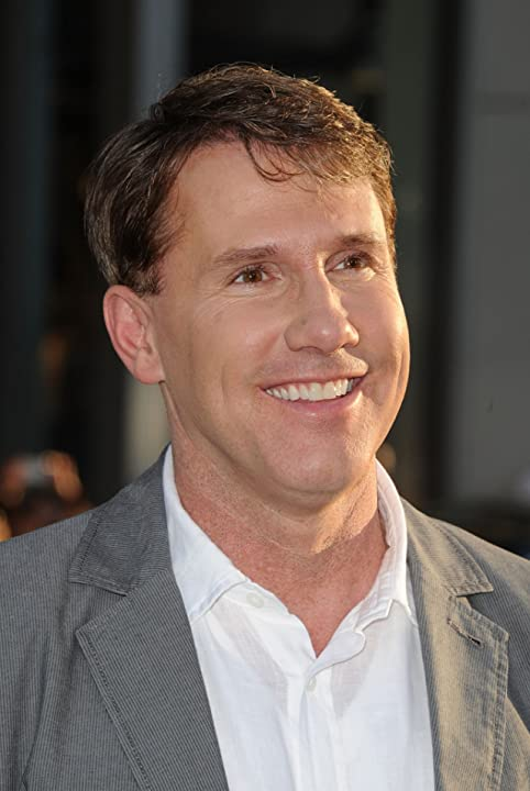 Nicholas Sparks at The Lucky One (2012)