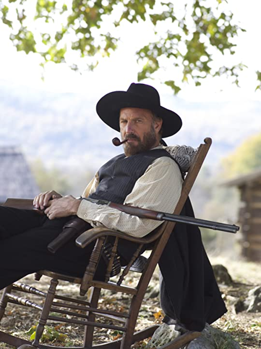Kevin Costner in Hatfields & McCoys (2012)
