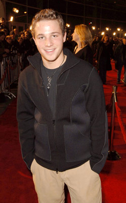 Shawn Pyfrom at an event for Æon Flux (2005)