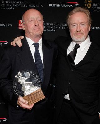 Ridley Scott and Tony Scott