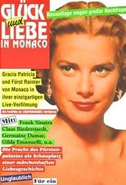 Glück und Liebe in Monaco Poster