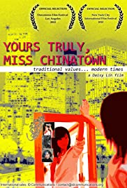Yours Truly, Miss Chinatown Poster