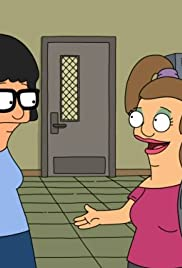 Bad Tina Poster
