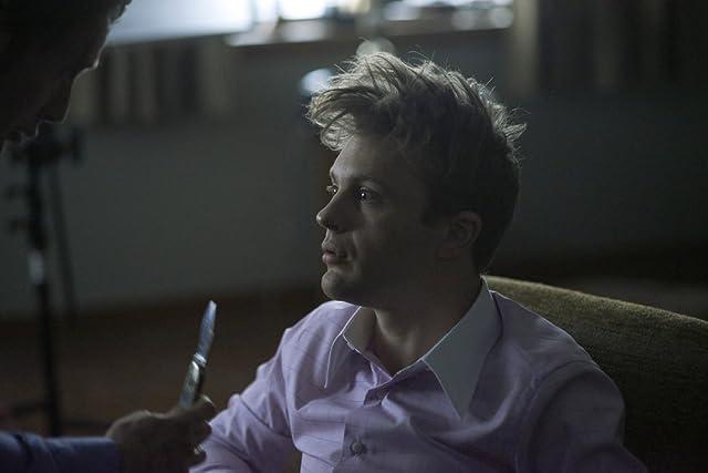 Sophie Giraud and Michael Pitt in Hannibal (2013)