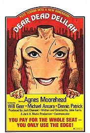 Dear Dead Delilah Poster