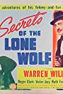 Secrets of the Lone Wolf (1941) Poster