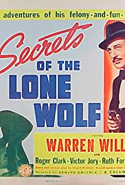 Secrets of the Lone Wolf Poster