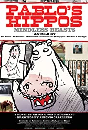 Pablo's Hippos Poster