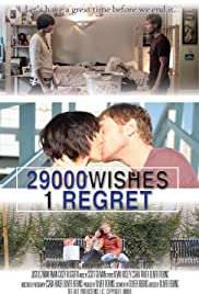 29000 Wishes. 1 Regret. Poster