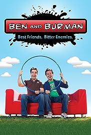 Ben and Burman Wage War Poster