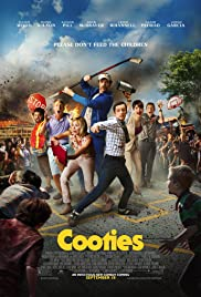 Cooties 2014 Poster